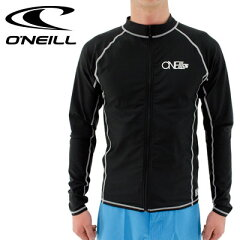 ONEILL ジップラッシュガード ロングスリーブ 625-485 メンズラッシュガード 長袖 オニール メンズ水着
