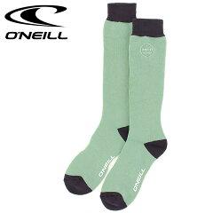 オニール-スノーソックス-スノーボード-スキー用靴下-ハイソックス-ONEILL-645931-スノボソックス-メンズ