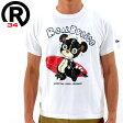 RealBvoice(リアルビーボイス) Tシャツ くま RBV 16HSM15 KUMA