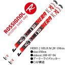 子供用スキービンディングセット-ロシニョール-ジュニアスキーセット-2014-2015年モデル-ROSSIGNOL-150cm