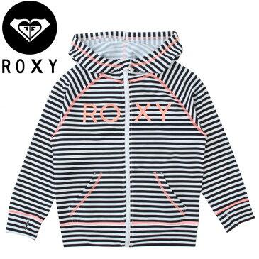 セール ROXY ロキシー キッズ 長袖ロゴラッシュパーカ 100〜150cm MINI RASHIE PARKA TLY171061