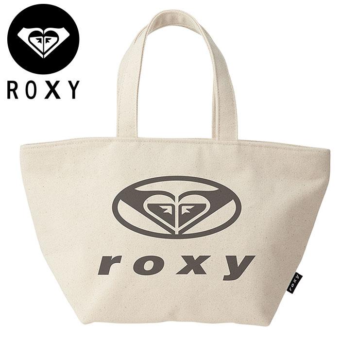 ロキシー 保冷バッグ 小さめ HUMMINGBIRD トートバッグ エコバッグ ロゴ ROXY RBG202328