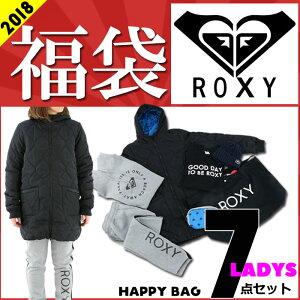 【送料無料】 新春 開運 福袋 ! 一万円 人気サーフブランド ROXY ロキシー の 2018年 レディー...