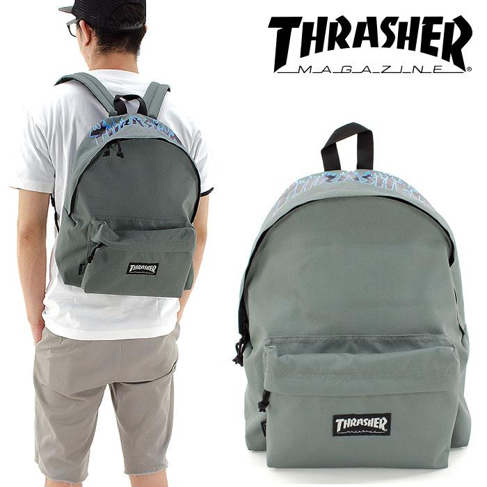メンズバッグ, バックパック・リュック  THRASHER THRFL5900
