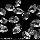 ハーキマーダイヤモンド ハーキマー水晶 原石 単結晶  約12ct前後  ...