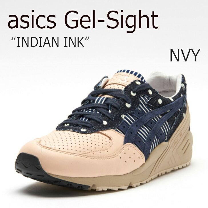 レディース靴, スニーカー asics tigerGel-SightINDIAN INKH7K0N-5858