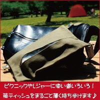 ぺちゃんこティッシュバッグ6