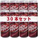 【コカコーラ】ドクターペッパー 350ml X 30缶 コストコ (同梱不可)(代引、キャンセル不可)