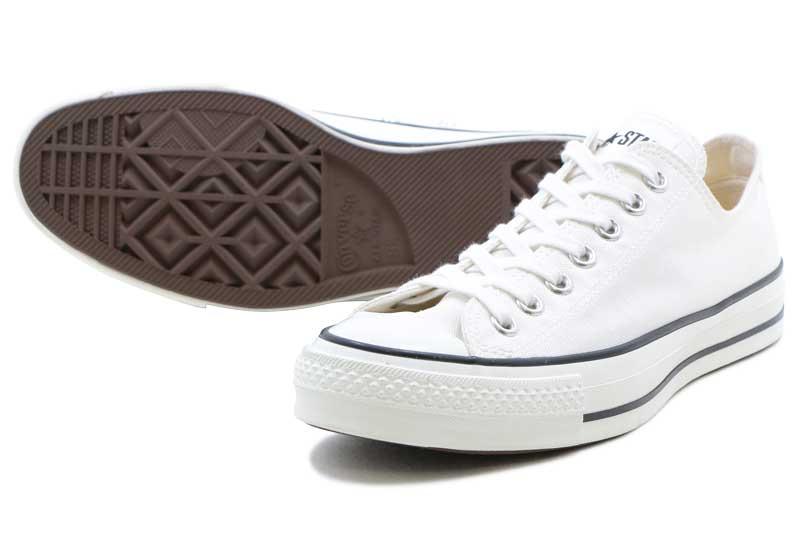 レディース靴, スニーカー CHUCK TAYLOR CONVERSE CANVAS ALL STAR J OX MADE IN JAPAN J OX WHITE
