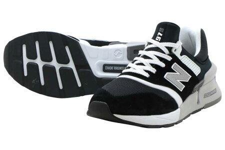 NewBalanceMS997HGAニューバランスMS997HGABLACK/WHITE