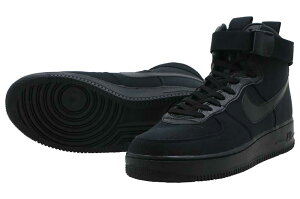 NIKE AIR FORCE 1 HIGH '07 CANVASナイキ エア フォース 1 ハイ '07 キャンバスBLACK/BLACK-ANTHRACITE