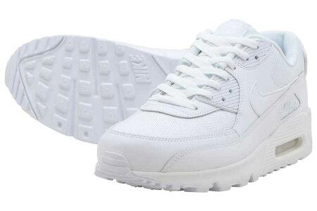 NIKEAIRMAX90ESSENTIALナイキエアーマックス90エッセンシャルWHITE/WHITE-WHITE-WHITE