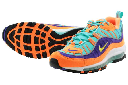 NIKEAIRMAX98QSナイキエアマックス98CONE/TRYLLW-HYPRGRP-ARRGRN