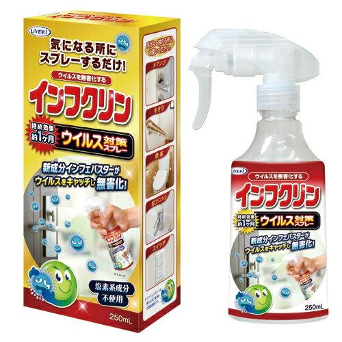 洗剤・柔軟剤・クリーナー, 除菌剤  250ml UYEKI