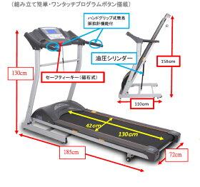 ランニングマシン/ルームランナー/トレッドミル