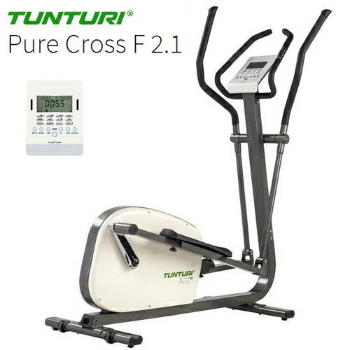 TUNTURI(トゥントゥリ)『エリプティカルバイク Pure CROSS-R 2.1』