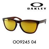 オークリーフロッグスキンサングラスOO9245-04OAKLEYアジアフィットFROGSKINSメガネフレーム伊達メガネ眼鏡