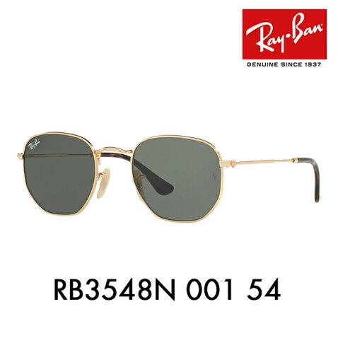 fc527fad38981 Ray-Ban (Ray-Ban) sunglasses RB3548N 001 54 HEXAGONAL ヘキサゴナル FLATLENS flat  lens