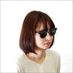 レイバンクラブマスターサングラスRB3016W036551Ray-Ban伊達メガネ眼鏡CLUBMASTER