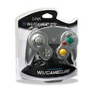 Wii/CUBECirkaController-Silver(シリカコントローラーシルバー)〈Cirka〉[新品]