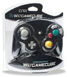 Wii/CUBECirkaController-Black(シリカコントローラーブラック)〈Cirka〉[新品]