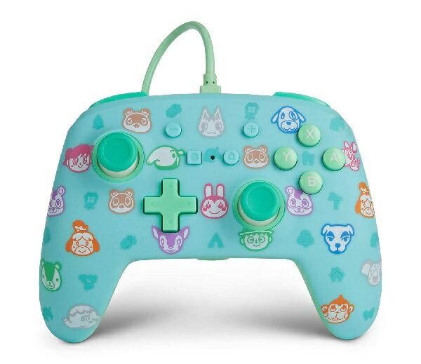 Nintendo Switch, 周辺機器 Nintendo Switch Wired Controller - Animal Crossing() PowerA
