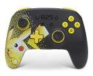 ☆新商品NintendoSwitchWirelessController‐Pikachu025PowerA[新品/輸入版]