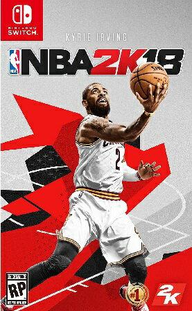 SW NBA 2K18 Early Tip-Off Edition USA(エヌビーエー2K18 アーリーティップエディション北米版)〈2KGames〉[新品]
