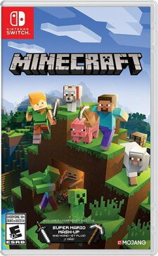 SW Minecraft(マインクラフト 北米版)〈Nintendo〉[新品]