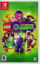 SWITCHLEGODCSuper-VillainsUS(レゴディーシースーパーヴィランズ北米版)〈WarnerHomeVideoGames〉[新品]