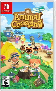 SWITCH Animal Crossing:New Horizons 北米版[新品]