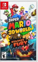 SWITCHSuperMario3DWorld+Bowser'sFury北米版[新品]2/12発売