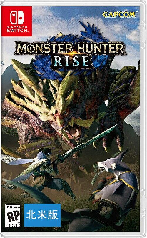 Nintendo Switch, ソフト SWITCH Monster Hunter Rise 326