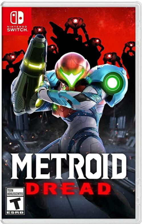 Nintendo Switch, ソフト SWITCH Metroid Dread 108