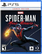 PS5Marvel'sSpider-Man:MilesMoralesLaunchEdition北米版[新品]11/12発売