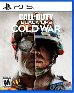PS5 CALL OF DUTY: BLACK OPS COLD WAR 北米版[新品]11/13発売