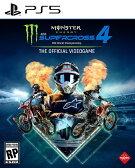 PS5MonsterEnergySupercross-TheOfficialVideogame4北米版[新品]3/11発売