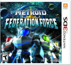 【新作】3DS Metroid Prime: Federation Force(メトロイドプラ…
