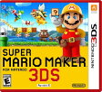 3DS Super Mario Maker 3DS(スーパーマリオメーカー3DS 北米版)〈Nintendo〉[新品]