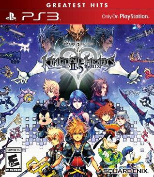 PS3 KINGDOM HEARTS HD 2.5 USA(キングダムハーツ 北米版)〈Square Enix〉【新品】
