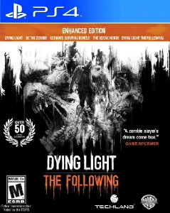 PS4 Dying Light The Following Enhanced Edition …