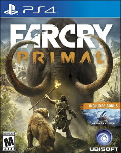 PS4 FAR CRY PRIMAL USA(ファークライ プライマル 北米版)〈Ubisof…