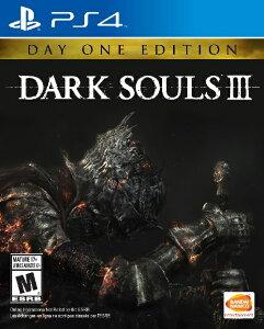 PS4 DARK SOULS III Day One Edition USA(ダークソウルII…