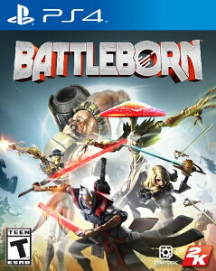 PS4 Battleborn USA(バトルボーン 北米版)〈2K Games〉