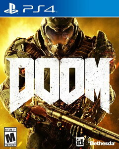 PS4 Doom USA(ドゥーム 北米版)〈Bethesda Softworks〉
