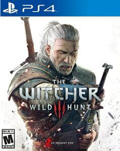 PS4 The Witcher3 Wild Hunt US(ウィッチャー3ワイルドハント北米版)〈Warner Home Video Games〉[新品]