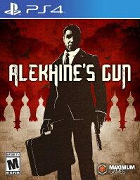 PS4 Alekhine's Gun 北米版[新品]