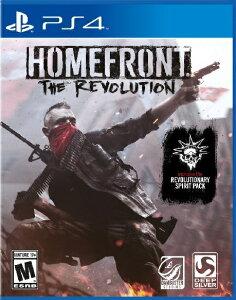 PS4 Homefront: The Revolution USA(ホームフロント ザ・レボリ…