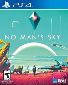 PS4 No Man's Sky USA(ノーマンズスカイ 北米版)〈Sony〉