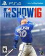 PS4 MLB The Show 16 USA(エムエルビー ザ・ショー 北米版)〈Sony〉【新品】